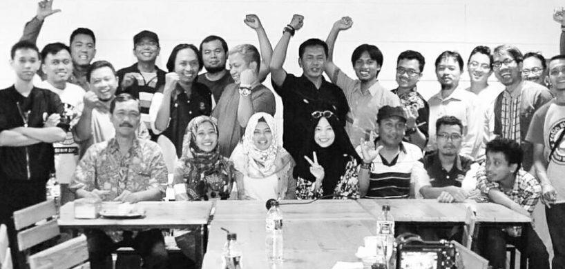 OpenMadiun bersama  Forum Silaturahmi Komunitas Madiun Deklarasikan Tolak Hoax