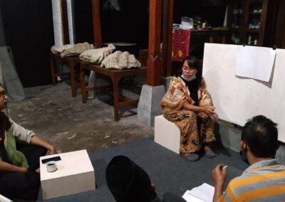 Perkuat Sumberdaya Lokal Desa Wisata, Openmadiun Dampingi Pelatihan Internal Pokdarwis Setopuro Desa Gunungsari Kabupaten Madiun.